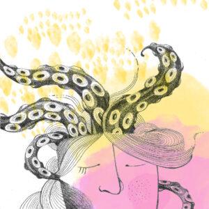 Ilustracje z cyklu ilustwory