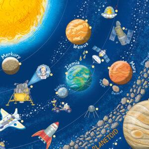 Układ Słoneczny Młodego Odkrywcy