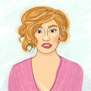 Portrety ilustrowane